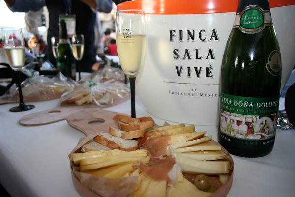 Vendimia 2017 en Casa Sala Vive Freixenet Buenos Vinos