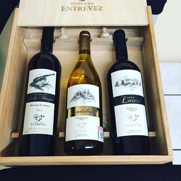 Bodegas EntreVez www.buenosvinos.org