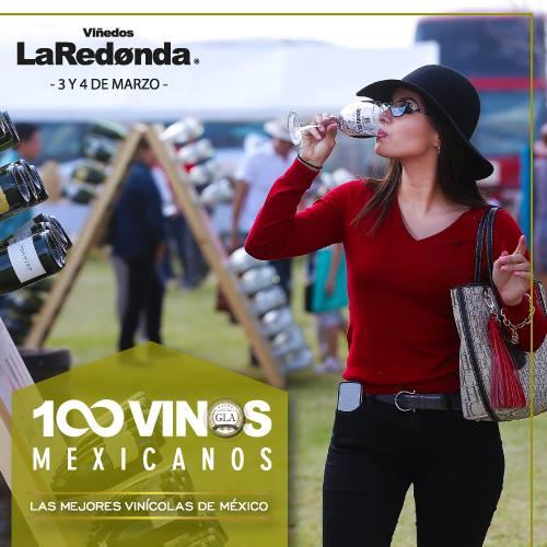 Foto: Cortesía de La Redonda. Festival 100 Vinos Mexicanos 2018