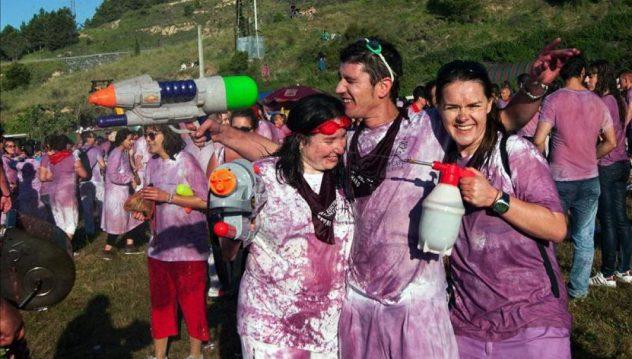 BuenosVinos.org Batalla del Vino de Haro