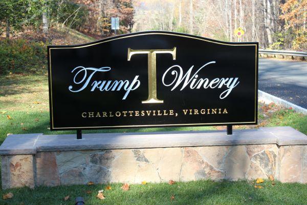 El vino y Donald Trump Buenos Vinos