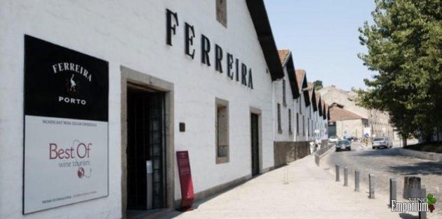 El vino de la Ferreirinha