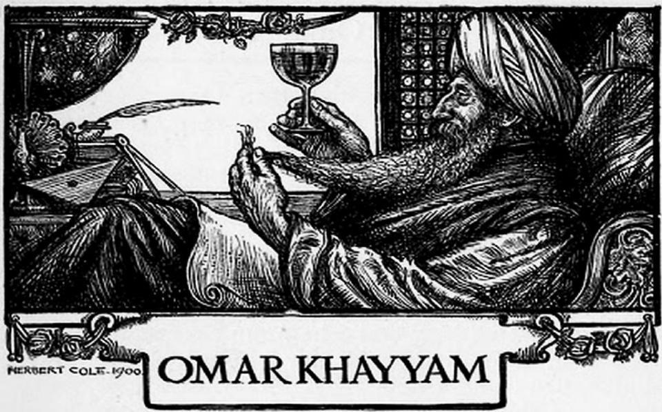 Omar Khayyam El Poeta Del Vino Buenos Vinos